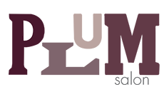 Plum Salon Logo