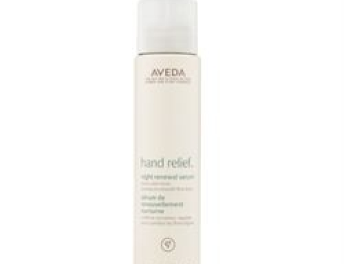 Hand Relief Night Renewal Serum Coming in October …..