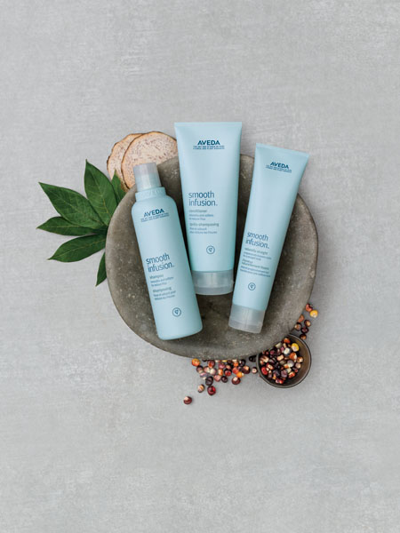 Aveda welcomes tippi shorter to the global artistic team for A line salon corte madera